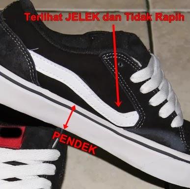 Tag Label (Heel Tab) tidak timbul karena bagian tempat heel tab langsung  menyambung d0de2a5ad6
